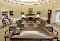 Oval Office Makeover (PHOTOS, VIDEO) | HuffPost