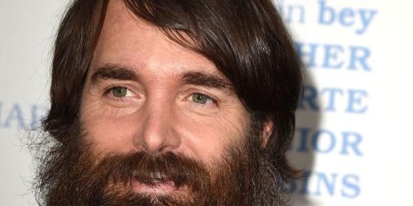Will Forte Beard