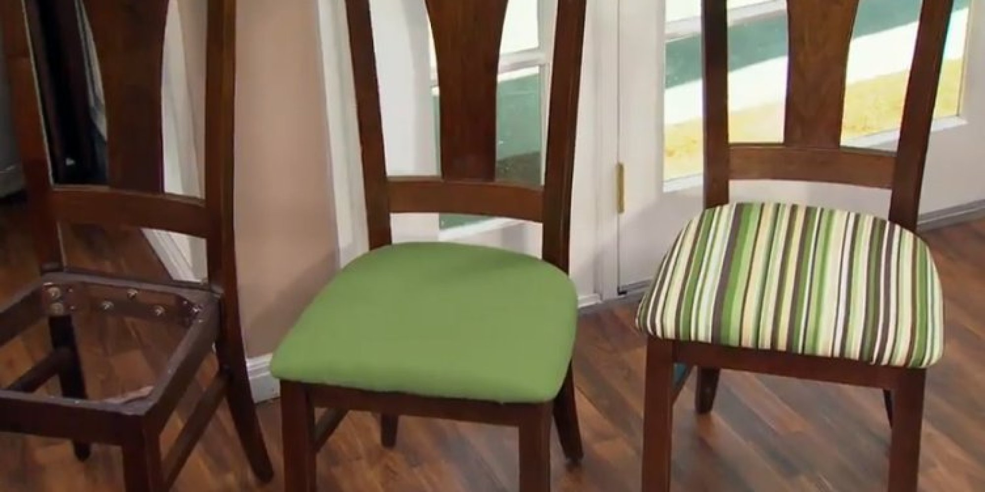 Give An Ugly Dining Room Chair A Makeover In 15 Minutes