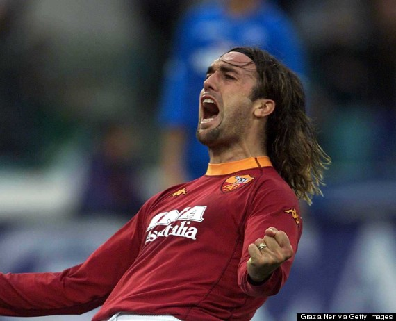 Gabriel Batistuta Asked Doctors To Amputate Leg