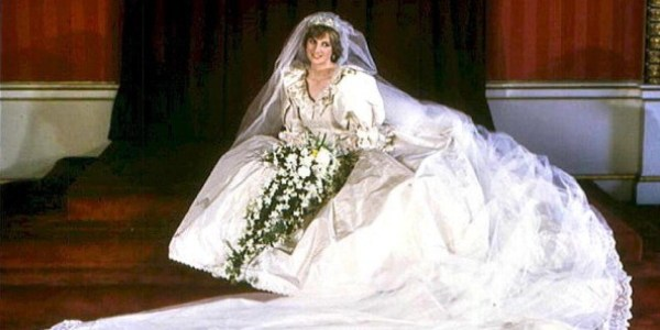 Princess Diana39s Wedding Dress Handed Down To William And