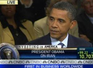 Obama Cnbc