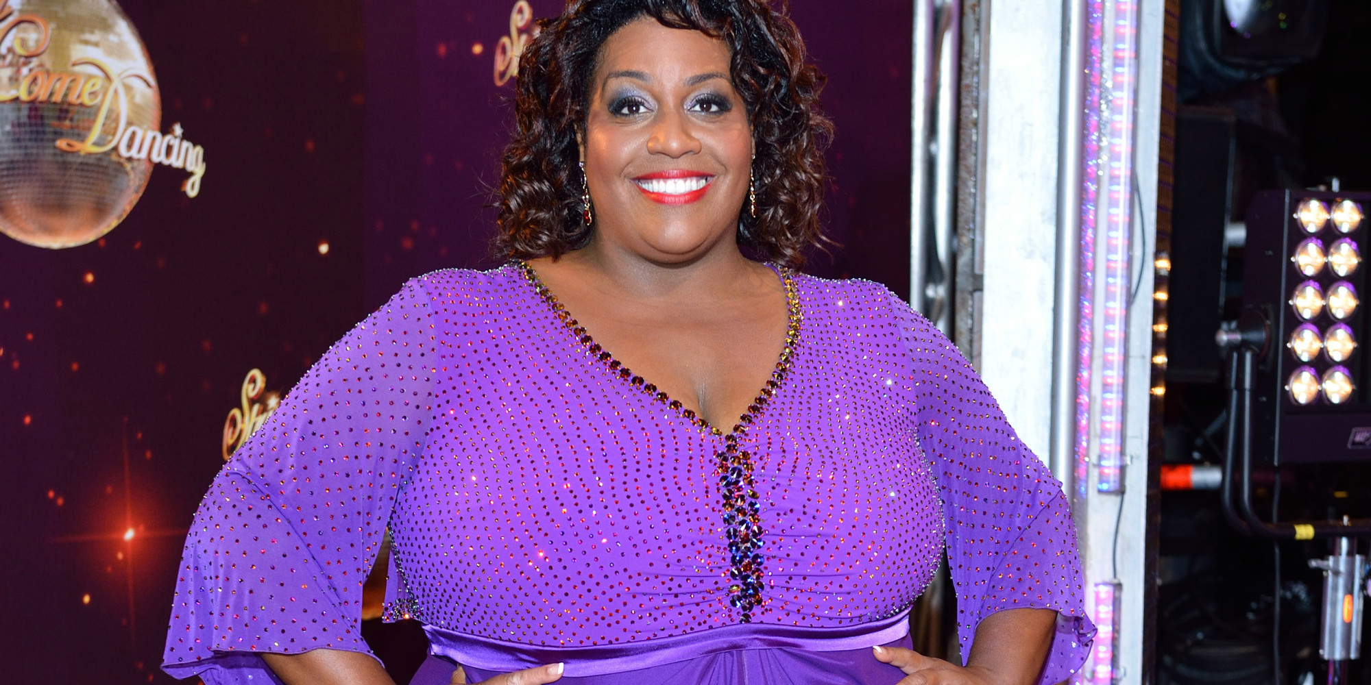 Strictly Come Dancing Alison Hammond Wants To Represent