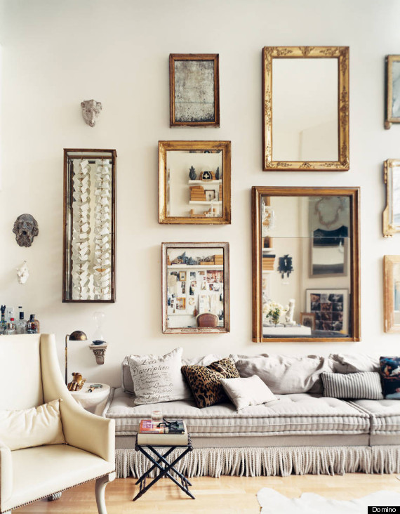 Gallery wall setups that are anything but ordinary
