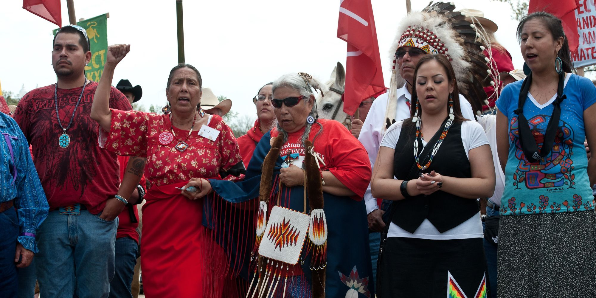 Racism Hurts Native Americans Too  HuffPost