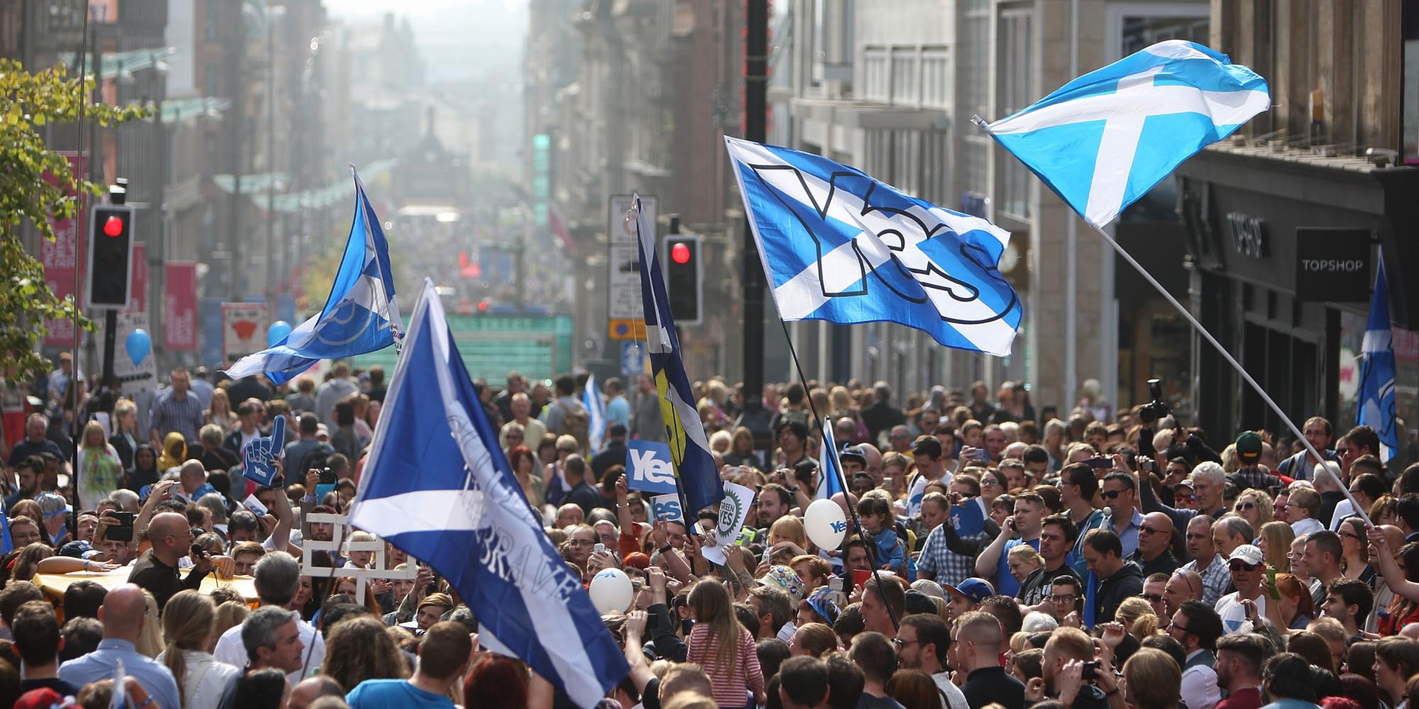 Image result for scottish referendum images