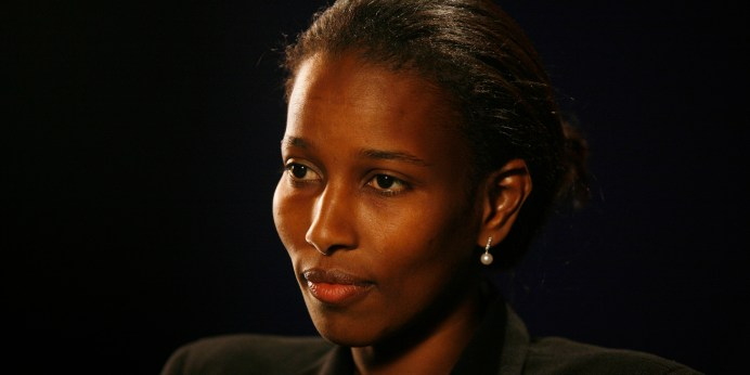 Image result for Ayaan Hirsi Ali