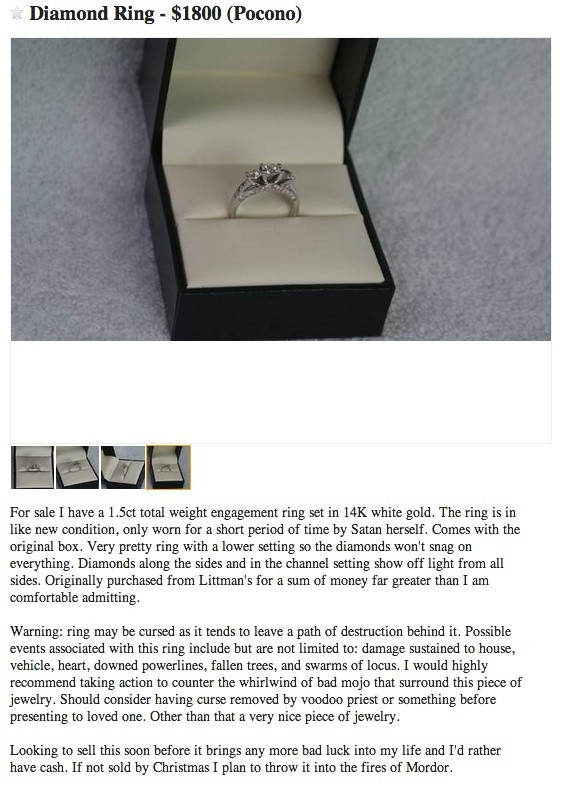 These PostBreakup Craigslist Ads Are The Definition Of