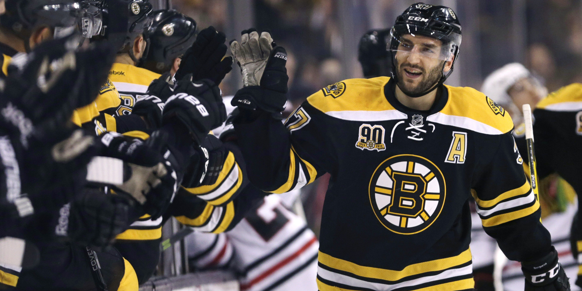 Bruins Hd Wallpaper Patrice Bergeron Says He S Grateful To Grace Video Game