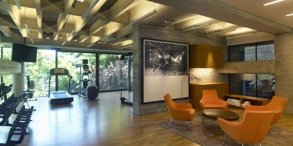 6 Impressive Home Gyms Offer Ultimate Personal