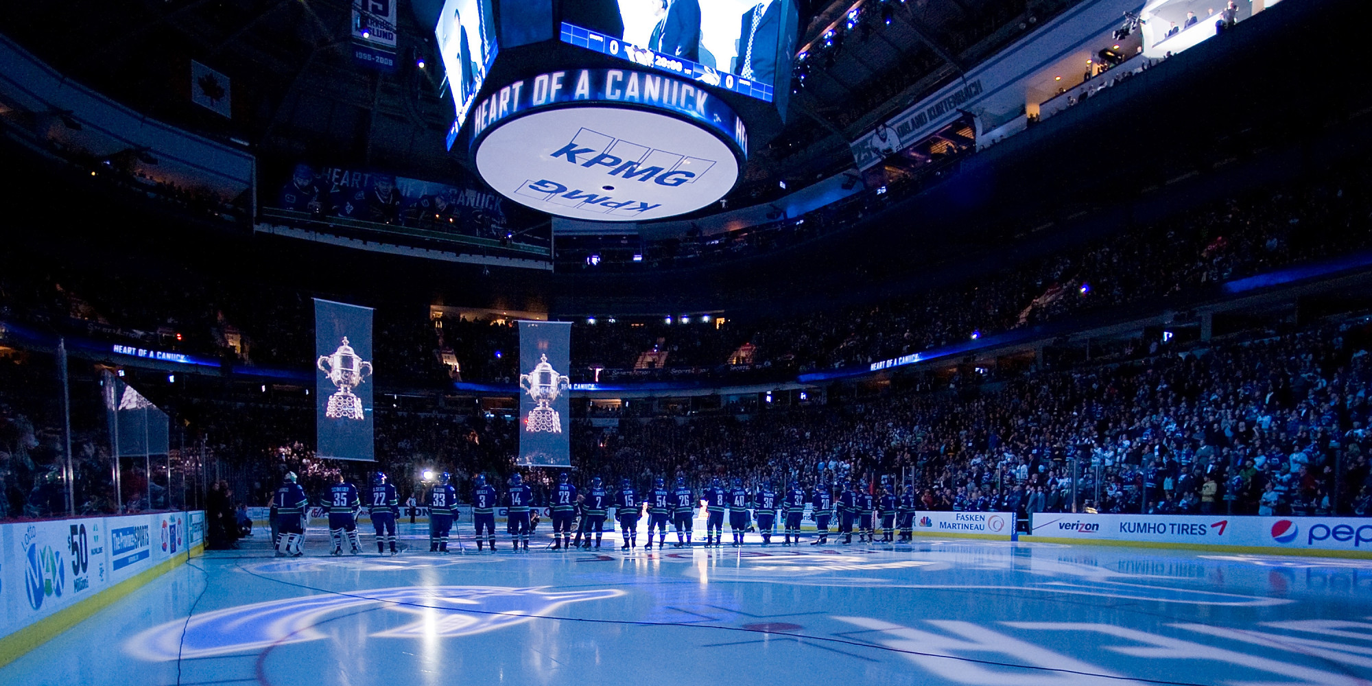Vancouver Canucks Wallpaper Hd Vancouver Canucks Sued After Teen Claims Hit By Air Cannon