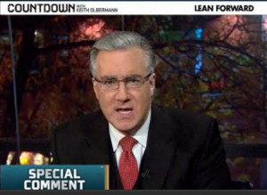 Olbermann Tea Party Special Comment Video