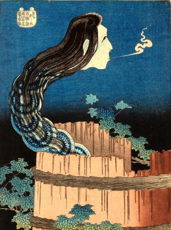 9 Key Terms Massive Hokusai Exhibition Huffpost