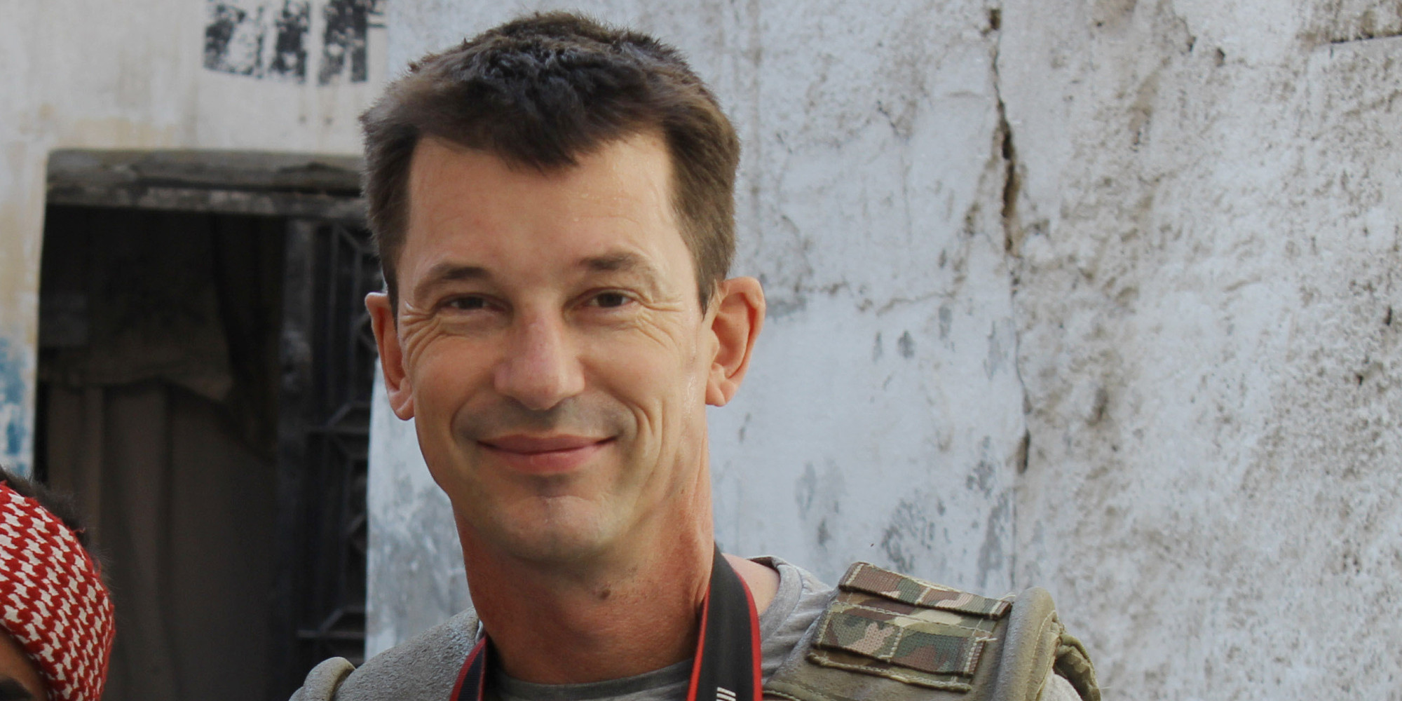 Image result for John Cantlie