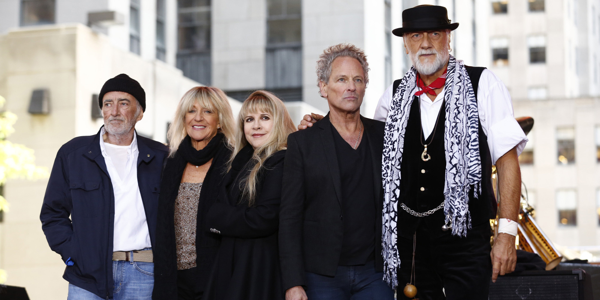 25 True Stories About Fleetwood Mac You Probably Didnt Know