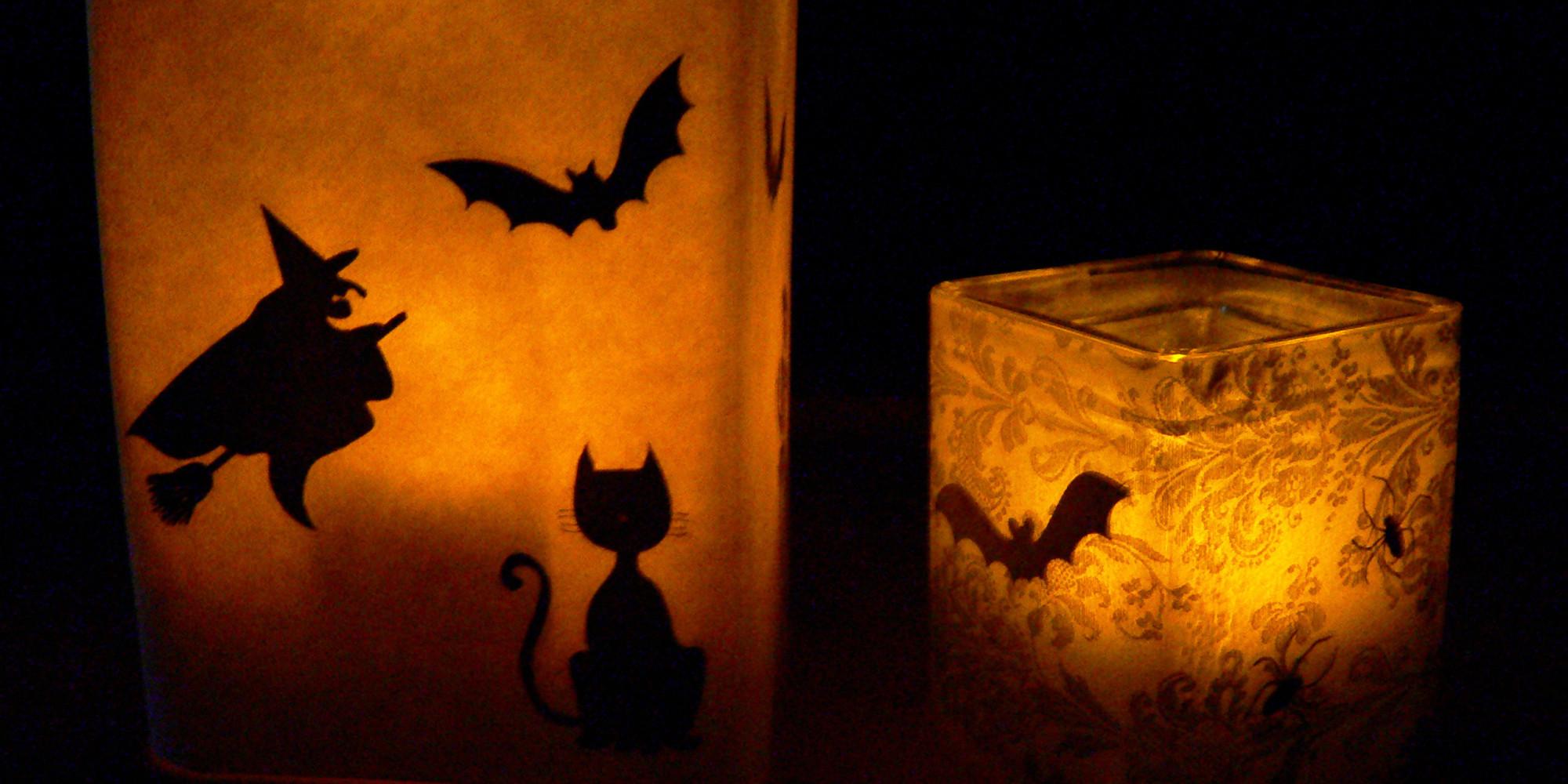 Light Up Halloween Night With Homemade Luminaries  HuffPost