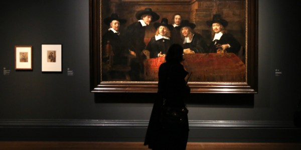 Brilliant And Moving Rembrandt Exhibition National