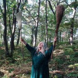 witch modern halloween wiccan pagans costume selena witches costumes fox power pagan rituals reclaiming symbols broom paganism wicca workshops witchcraft