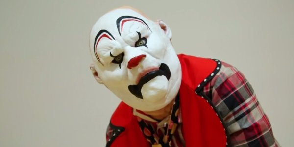 Creepy Clowns Art History Guaranteed Spark