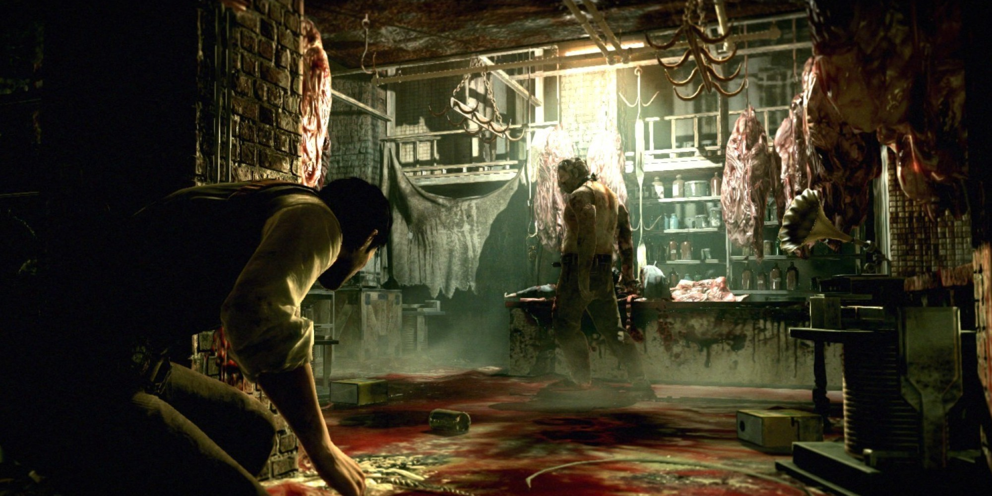 6 Horror Games That Will Make You Vomit If You Don't Pee