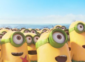 Banana Minions Filme