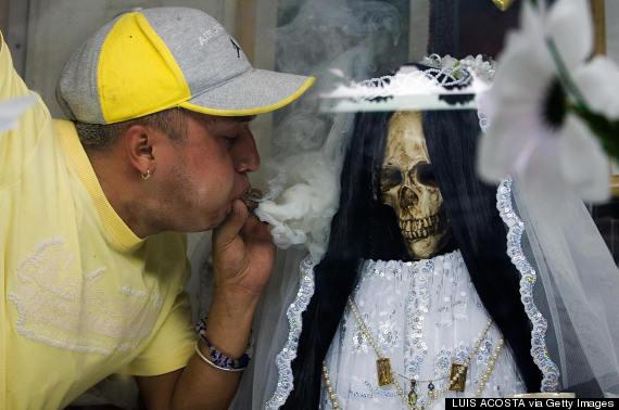 La Santa Muerte Tattoo Meaning