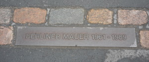 Placa Berliner Mauer