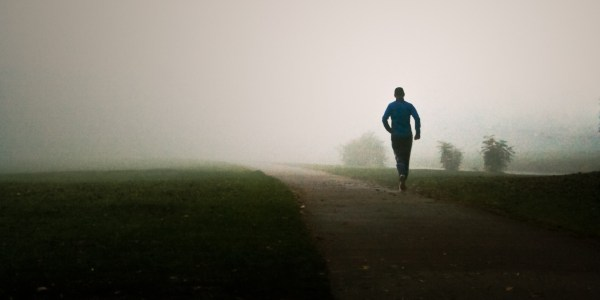 How Running Helps This Man Through His Battle With Cancer