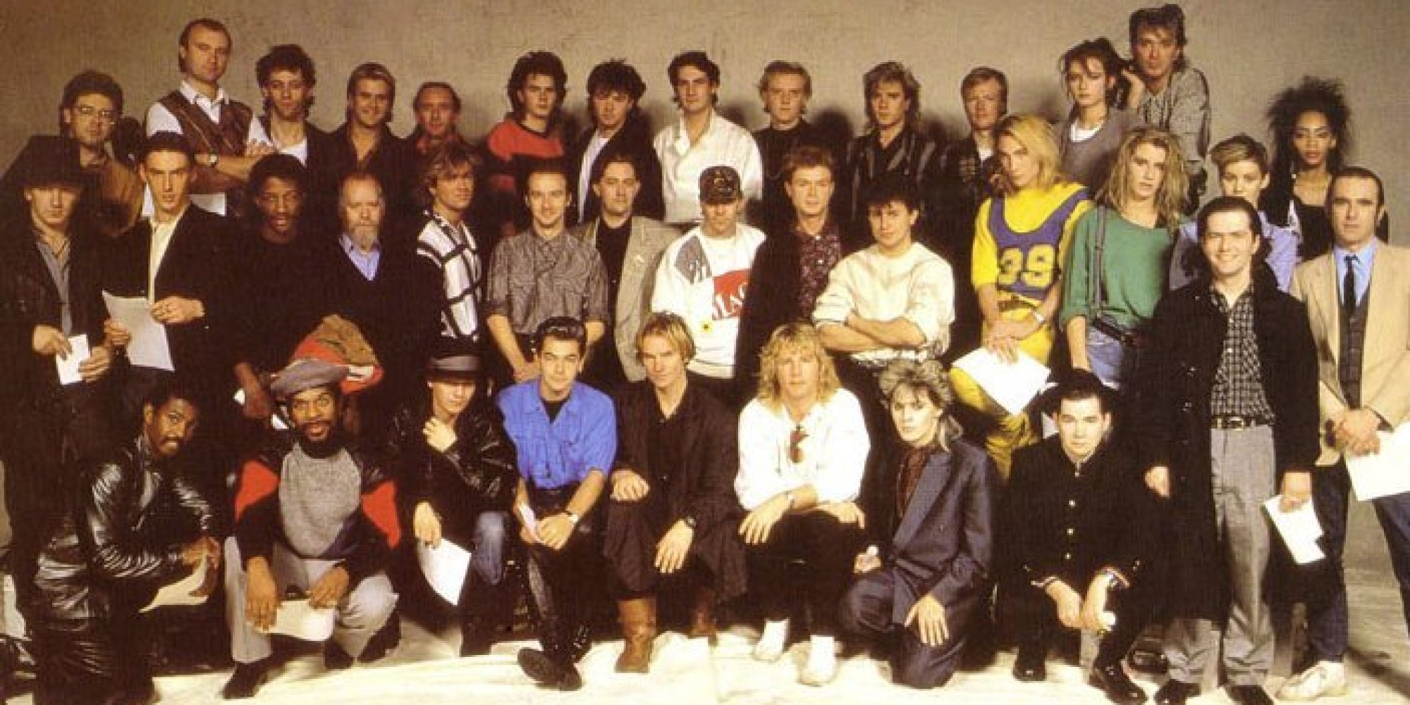 Image result for band aid 1984