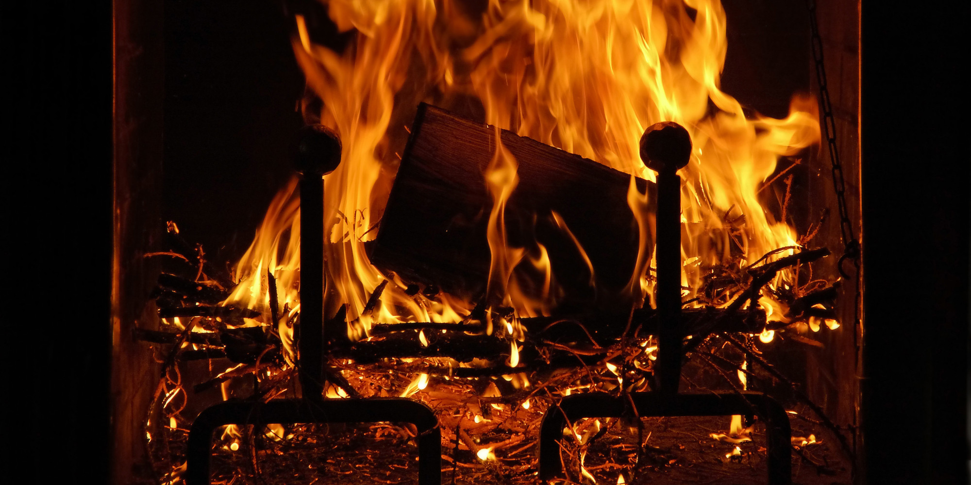 The Evolutionary Reason Why We Love Sitting By A Crackling Fire  HuffPost