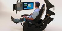 Pc Gaming Chair With Keyboard And Mouse