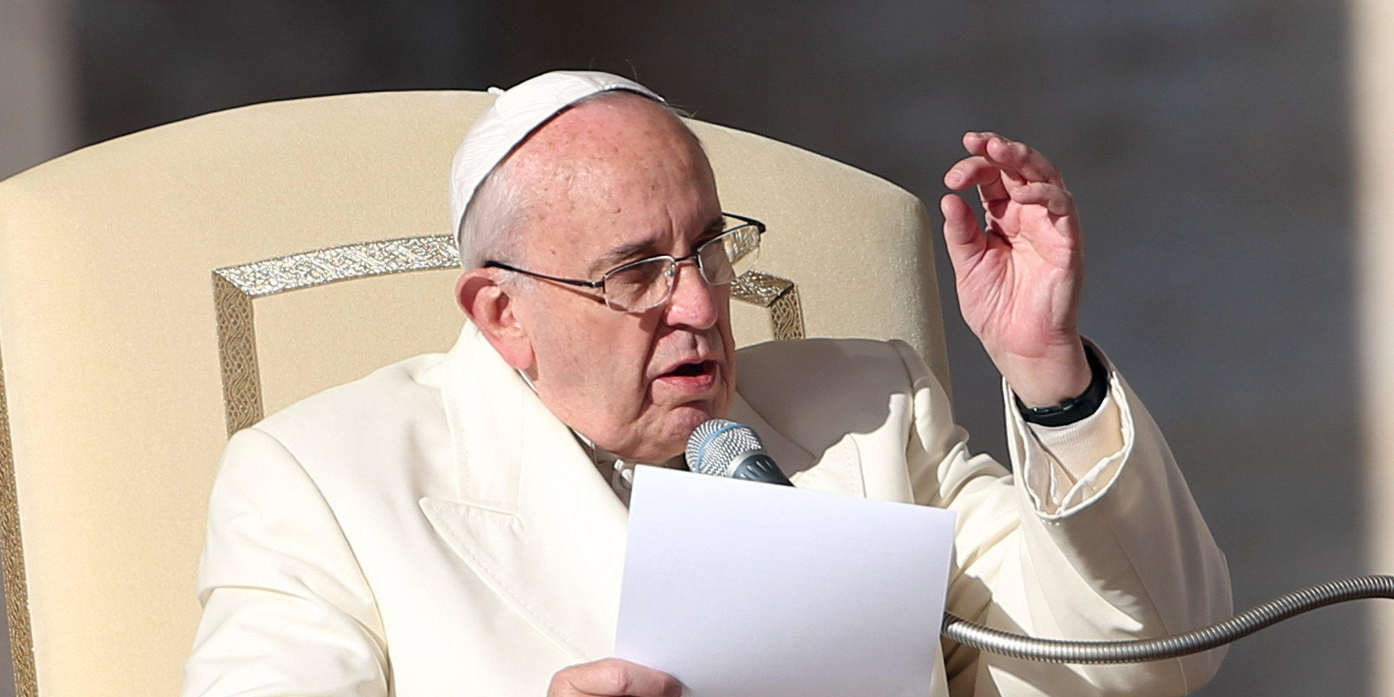 Pope Francis Facebook Official