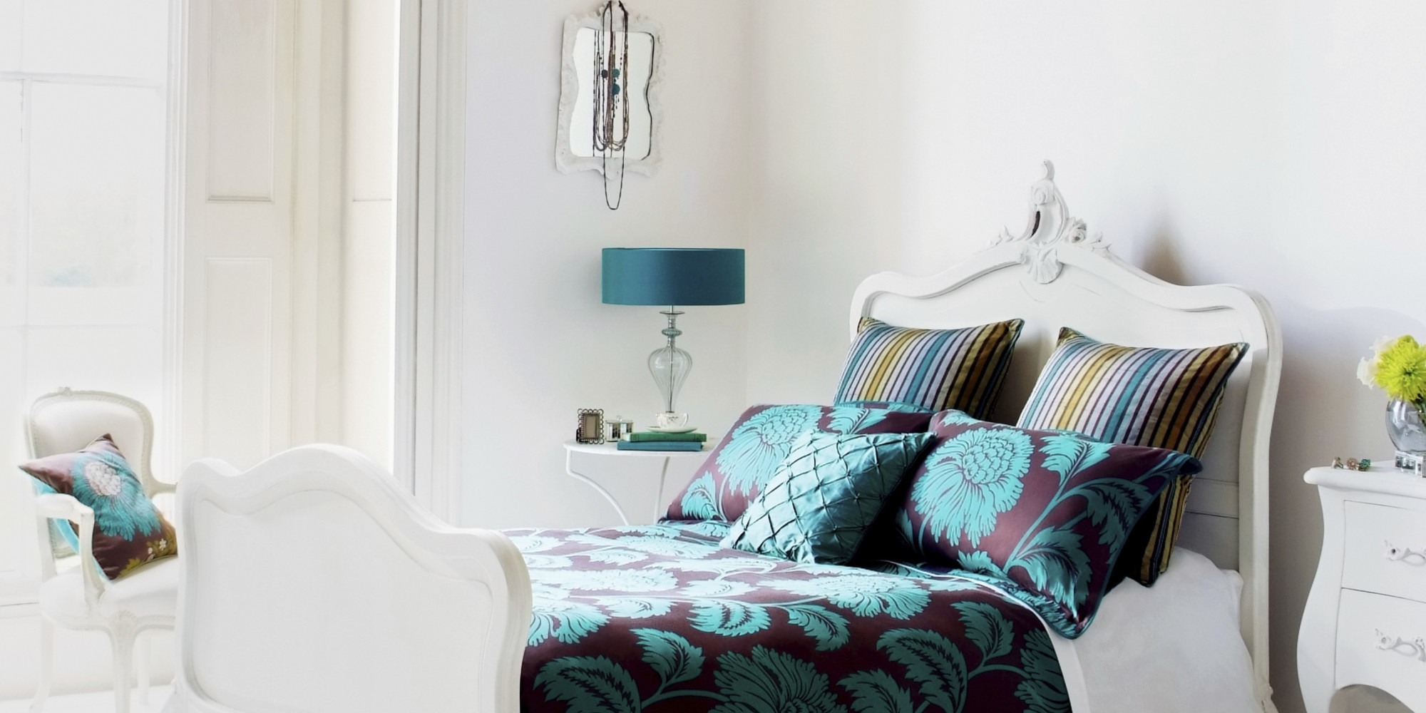 Achieve Better Sleep 7 Tips for a Cleaner and Healthier Bedroom  HuffPost