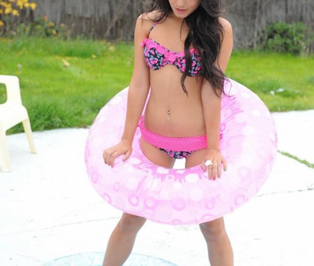 Photos Vanessa Hudgens In Bikini As Candies Spokesmodel