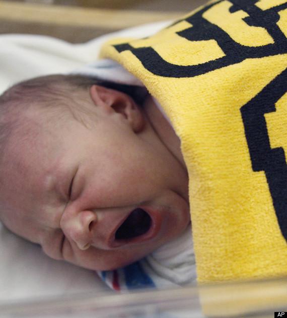 Pittsburgh Hospital Wraps Babies In Steelers Terrible