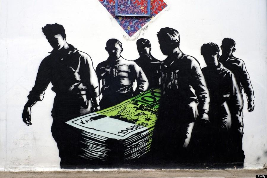 atenas graffitis