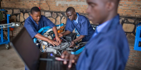Africa' Future Depends Stem Education Huffpost