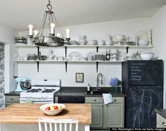 installing kitchen backsplash where to buy a island 6 designs with major staying power | huffpost