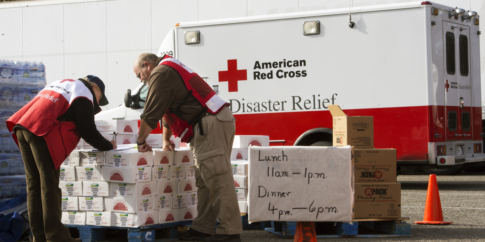American Red Cross Faces Mounting Pressure To Halt
