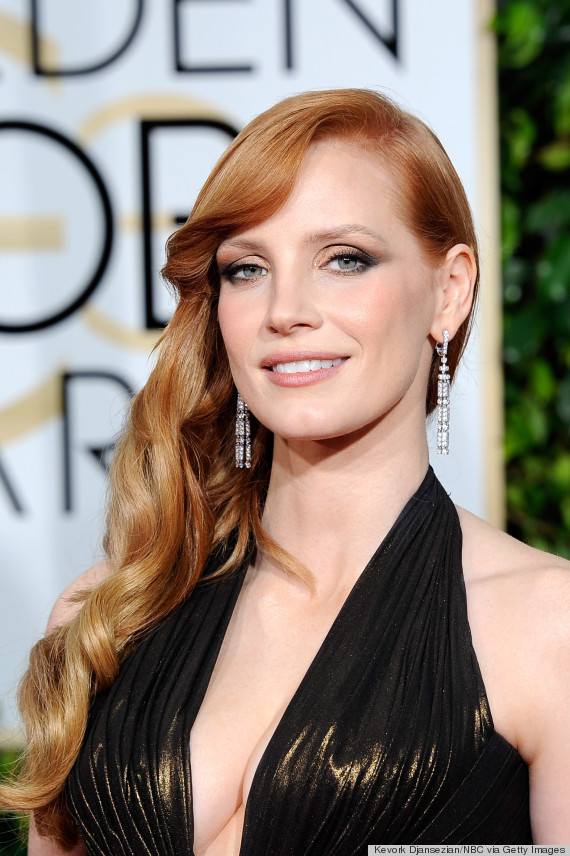 24   January   2016   Ed B on Sports   Page 2 Jessica Chastain Born