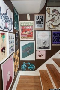10 Poster Decorating Ideas That Won't Remind You Of A Dorm ...