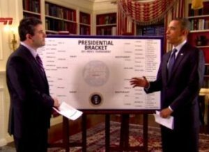 Obama Ncaa Tournament Bracket