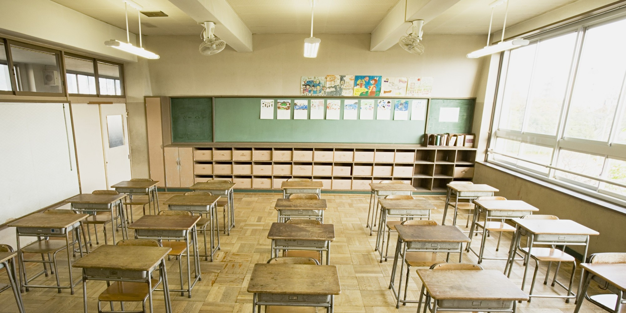 Taking a Stand Literally for Health in Schools  HuffPost