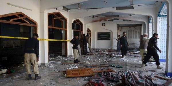 Gunmen Attack Shi'ite Mosque In Peshawar Pakistan Huffpost