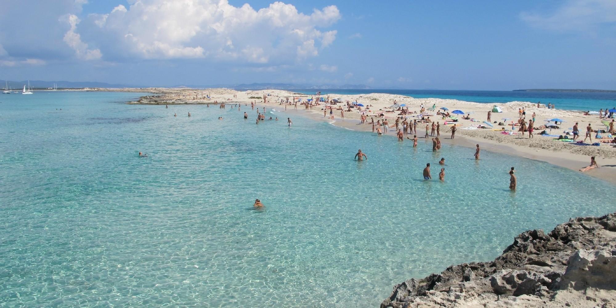 Las mejores playas de Espaa y del mundo de 2015 segn