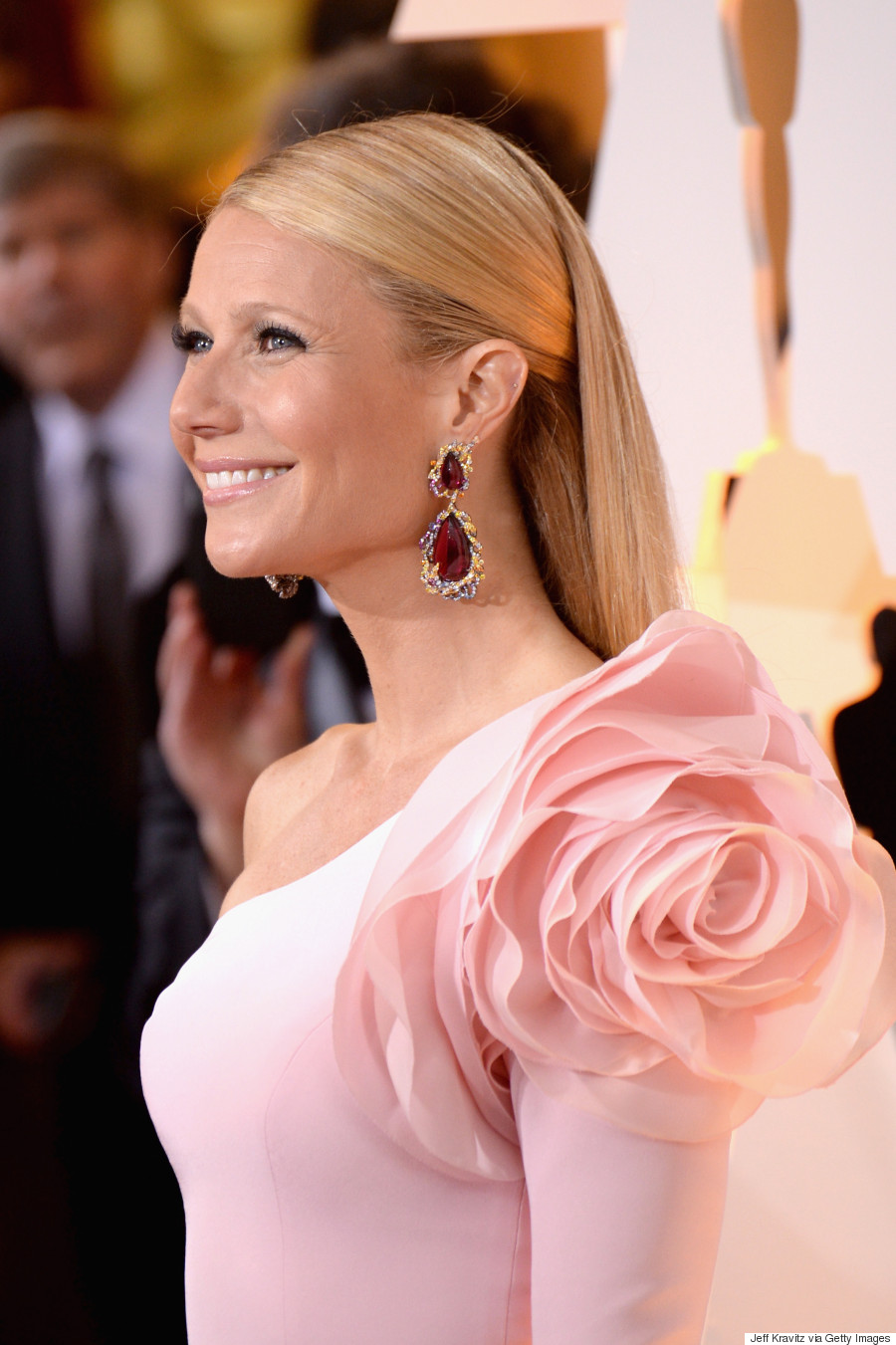 Image result for gwyneth paltrow oscar dress 2015