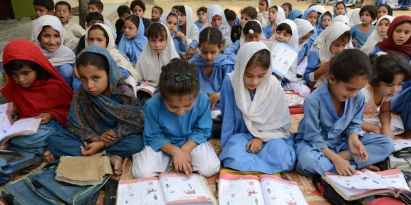 Pakistan Girls Education Schools