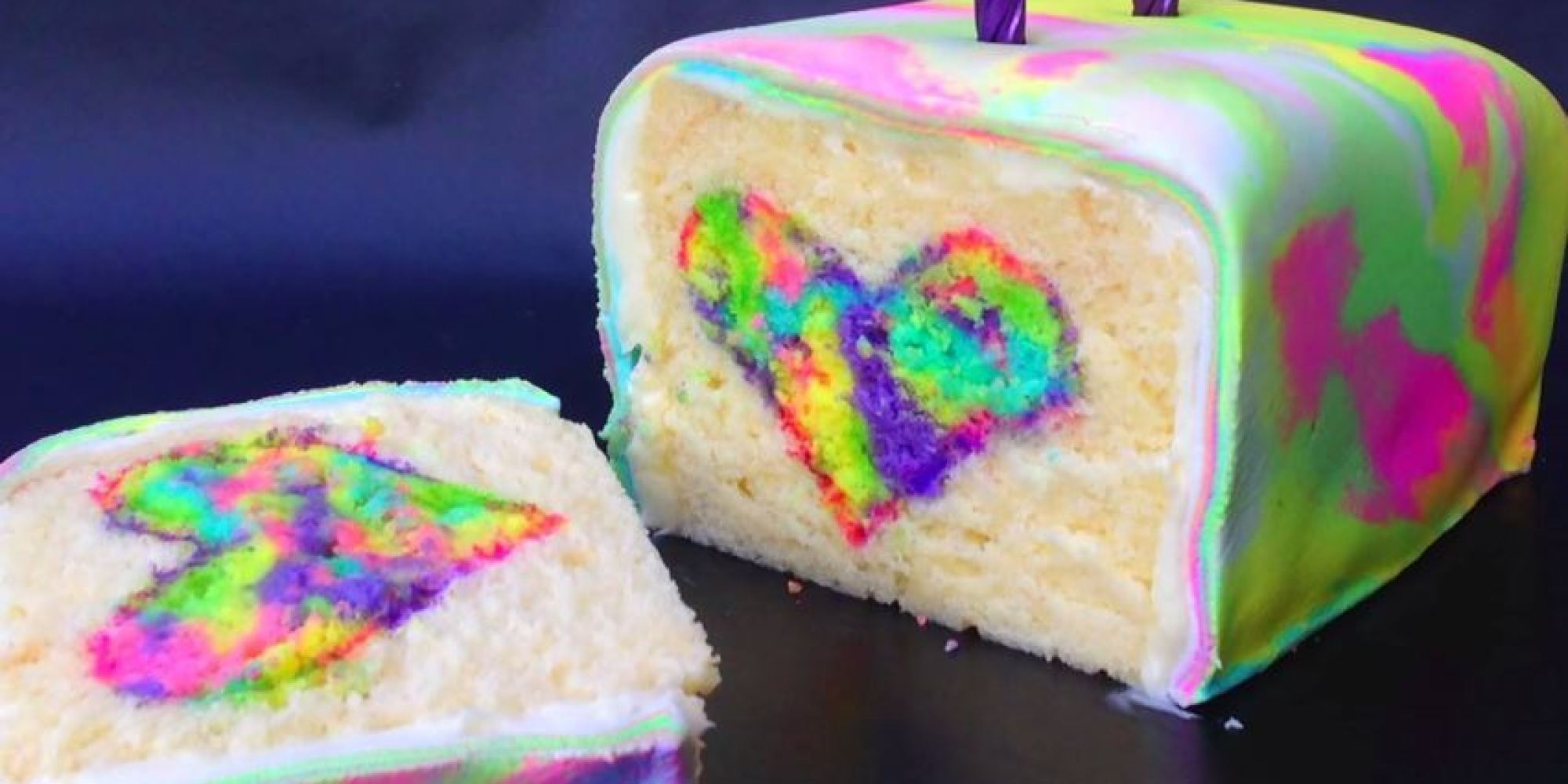 Melted Crayons On Cake Ideas And Designs
