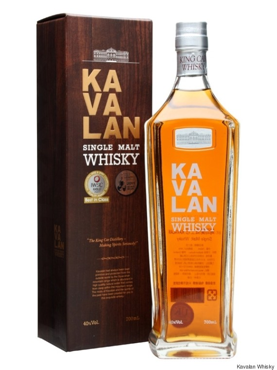 Best Whisky In The World Named As Kavalan Whisky From Taiwan