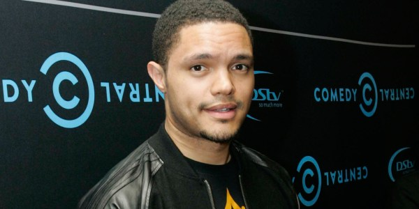 Trevor Noah 'daily Show' Host' 'anti-semitic' And 'sexist' Tweets Draw Backlash